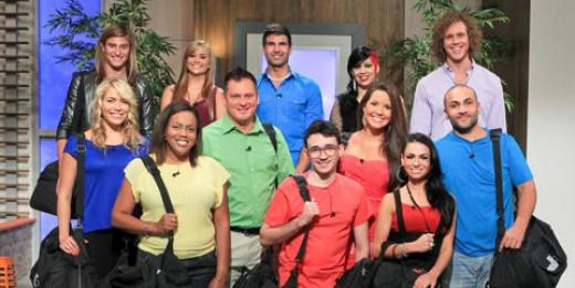 left to right back row Wil, Kara, Shane, Jenn, and Frank middle row Ashley, Joe, Danielle, and Willie first row Jodi (in yellow shirt), Ian, and JoJo