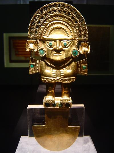 Tumi From Incas
