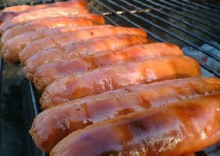 How to Grill Perfect BBQ Sausages Using Indirect Heat