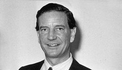 "Harold ""Kim"" Philby arguably the most notorious double agent in history."
