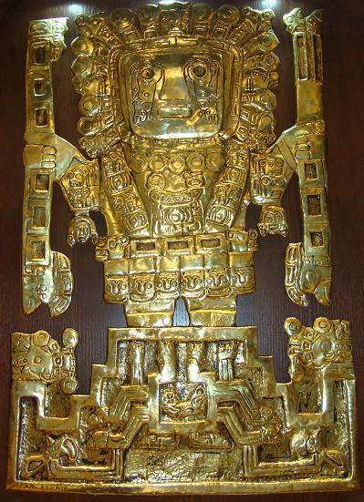 Viracocha, or Wiracocha