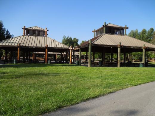 Pavilions at A Park
