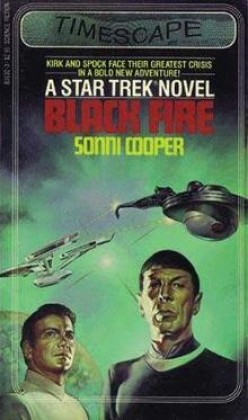 Star Trek Books: Black Fire - A Review