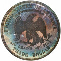 Silver Trade Dollars Facilitated 19th century Asian Trade