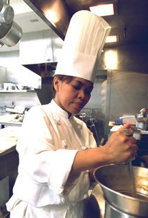 Chef Cristeta Comerford