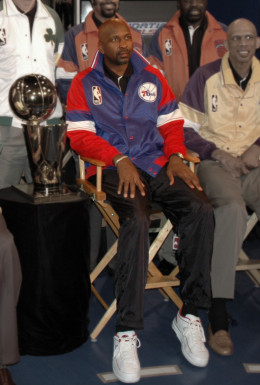 Moses Malone - He seemed unstoppable
