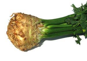 Eat three stalks of celery everyday.