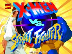 """Marvelous"" games made by Capcom before Marvel vs Capcom: X-men vs Street Fighter"