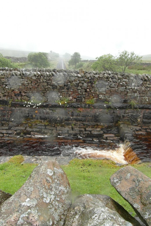 Ribblehead aquaduct (P12)