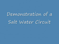 How to Make a Salt Water Circuit