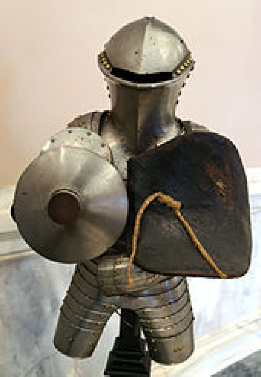 Stechzeug Armour