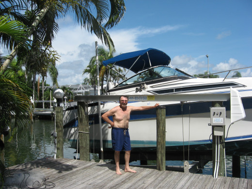 Learn about the boats of fishing charters before booking fishing trips.