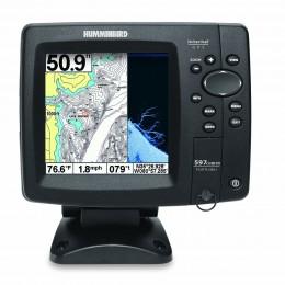Humminbird 596C-- Color, HD, GPS, DI Fishfinder