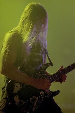 Jeff Hanneman -  Guitar