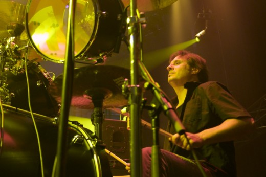 Dave Lombardo - Drums