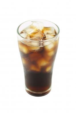 Diet soft drink