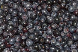 Eating blueberries can improve your digestive health with its fiber content.