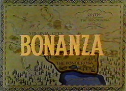 Bonanza:  The Ponderosa Cast