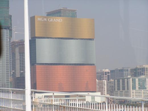 The MGM Grand- Macau