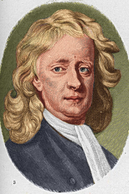 Isaac Newton - A Great Scientist