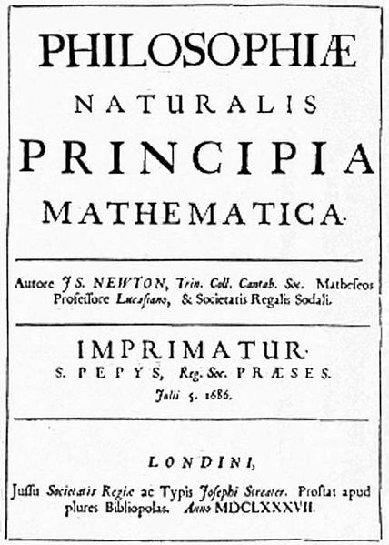Newton explains in mathematical terms the principles of time, force, and motion that have led the way for modern physical science to grow and develop.