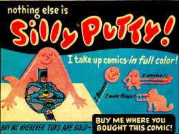 "This stuff was so much FUN with the Comics section of the Sunday Paper (or if you're a child of the 1960's, they were called the ""Funnies"".)"