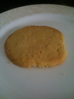 Finding Happiness in a Homemade Lemony Biscuit