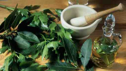 Coughs, Colds and Sore Throats. Healing using Herbs