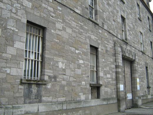 Temporary Cholera Hospital Dublin
