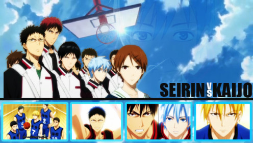 Kurokos basketball with generation of miracles wallpapers hubpages this kurokos basketball wallpaper highlight the time when seirin high had a practice game with kaijo high a basketball team known for their strength as voltagebd Gallery