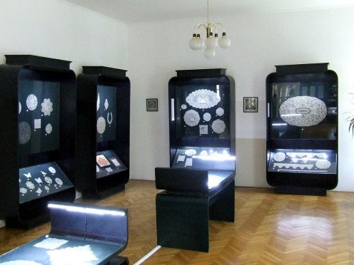 The Halas Lace Museum
