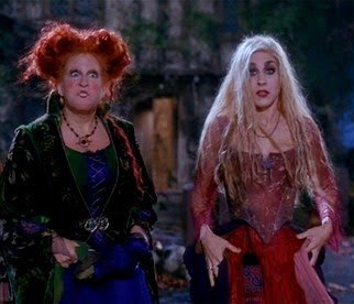 Hocus Pocus - More Victorian Witch Style