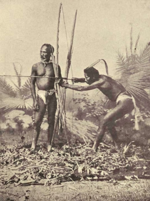 Negritos were the earliest inhabitants of the Philippine Islands that still inhabit the Philippines to this day.