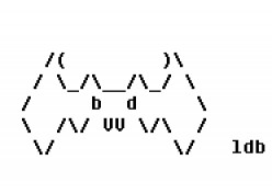 Vampires (Sexy and Spooky) in ASCII Text Art