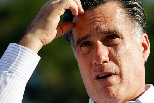 Mitt Romney's Tax Return Folly