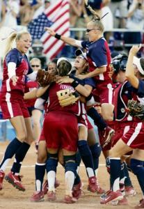 US Olympic Softball Team
