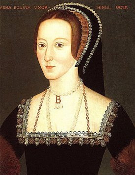 Anne Boleyn - One of History's Famous Witches