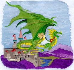 A Dragon's Tale - A Tragic Love Poem
