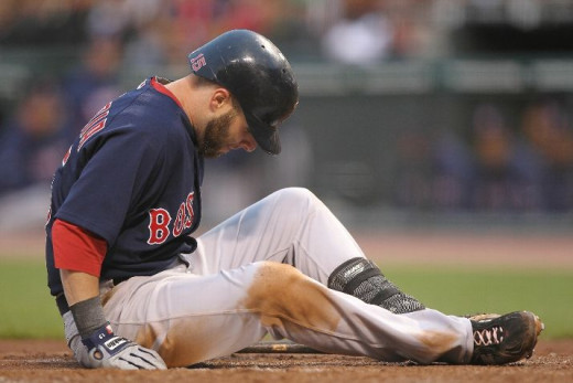 Pedroia's ability to go on month-long tears is reason enough to go after him while his value is this low.