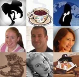 Our wonderful HubNugget krewe: Simone Smith, KoffeeKlatch Gals, Patty Inglish, Maddie Rudd, Jason Menayan, Ripplemaker, RedElf, ladyjane1 and Enelle Lamb.
