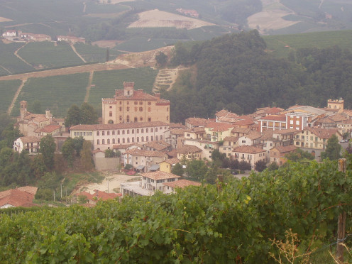 The Town of Barolo