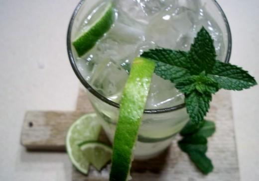 Cane Sugar Mojito