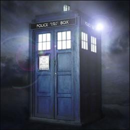 The Tardis, Dr Who's Time Machine