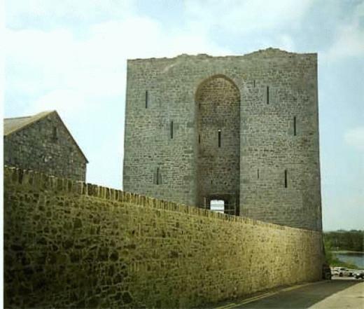 Listowel Castle after renovations
