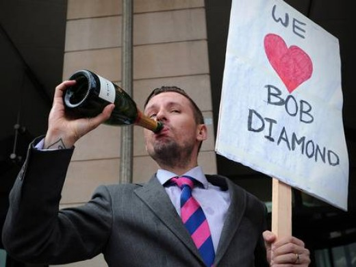 We Love Bob Diamond
