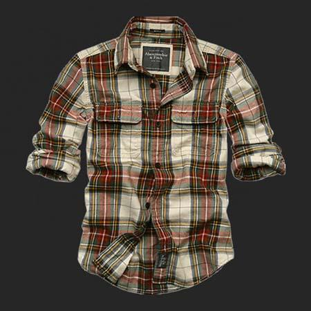 On the day of your interview wear a flannel, such as the one pictured above