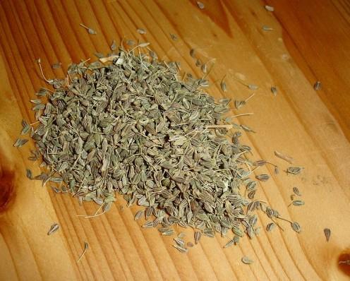 Dried Aniseed