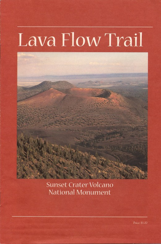 Lava Flow Trail Guide Book