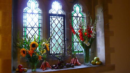Beautiful Harvest Decorations