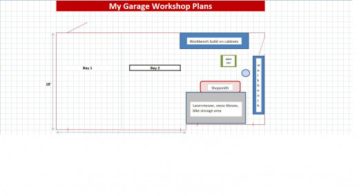 My workshop design plans